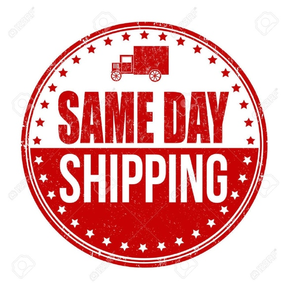 Other - Same Day Shipping All Orders Placed Today!